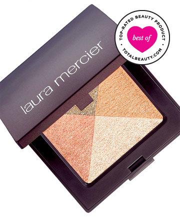 Best Highlighter No. 7: Laura Mercier Shimmer Bloc, $40