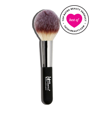 Best Makeup Tool No. 6: It Cosmetics Heavenly Luxe Powder Brush, $38