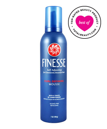 Best Mousse No. 5: Finesse Curl Defining Mousse, $3.99