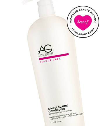 Best Color Protecting Conditioner No. 5: AG Hair Cosmetics Colour Savour Color Protecting Conditioner, $21.