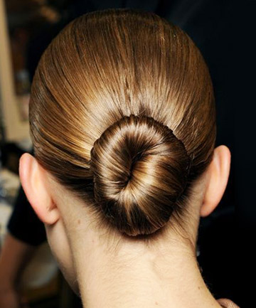 Sleek Bun 24 Hairstyles That Will Take You From Gym To