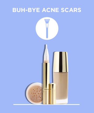 How to Conceal Acne Scars with Makeup