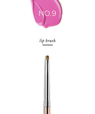 Makeup Brush No. 9: Lip Brush