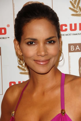 Oval Best -- Halle Berry