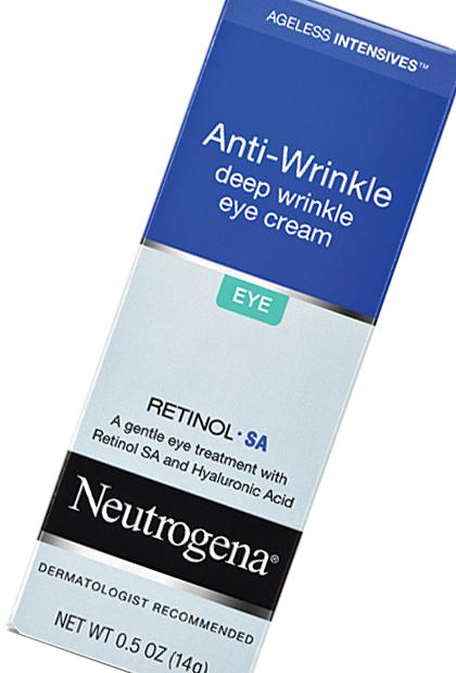 Neutrogena Ageless Intensives Anti Wrinkle Deep Wrinkle Eye Cream