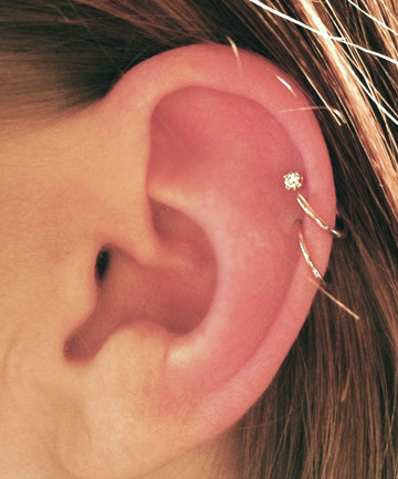 Top It f 23 Delicate and Oh So Pretty Ear Piercing Ideas