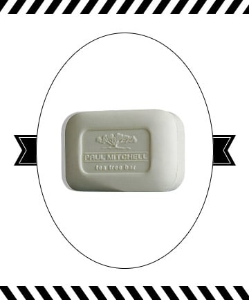 A Soothing Bar Soap for Back Acne