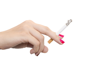 Mistake No. 6: You lie about your cigarette habit