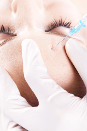 Mistake No. 10: Letting your dentist (or gyno) give you Botox
