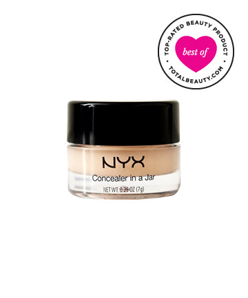 Best Cheap Makeup Product No. 12: NYX Cosmetics Concealer Jar, $5