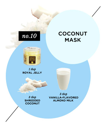 Homemade face mask no 6 face quenching coconut mask 15 homemade homemade face mask no 6 face quenching coconut mask solutioingenieria Gallery