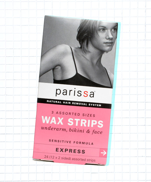 No. 8: Parissa Wax Strips 3 Assorted Sizes, $13