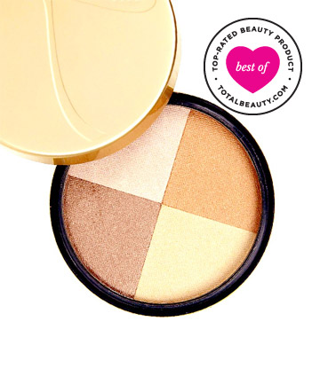 Best Highlighter No. 3: Jane Iredale Quad Bronzer, $48