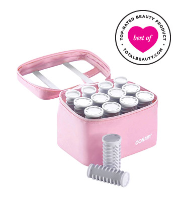 Best Hot Styling Tool No. 10: Conair The Power of Pink Instant Heat Ionic Hair Setter, $23.99