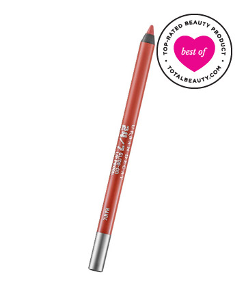 Best Lip Liner No. 1: Urban Decay 24/7 Glide-On Lip Pencil, $20