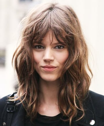 Rockstar Vibes, The Shag Is the It-Girl Hairstyle Replacing the Lob ...