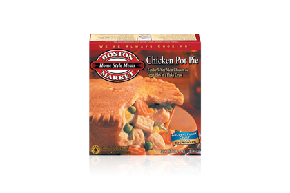 The Worst: Boston Market Chicken Pot Pie