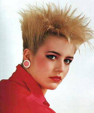 Astounding 80S Hair Photos Of Outrageous 3980S Hairstyles Short Hairstyles Gunalazisus