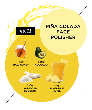 Piña Colada Face Polisher