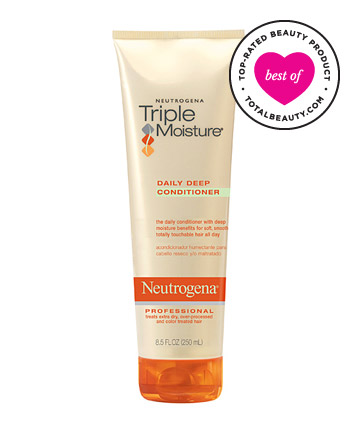 Best Natural Hair Deep Conditioner No. 7: Neutrogena Triple Moisture Daily Deep Conditioner, $6.49
