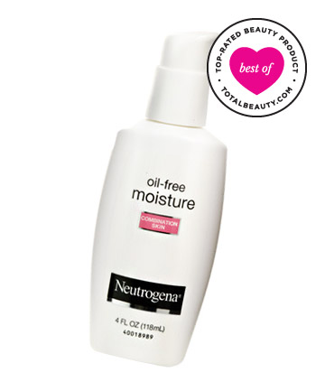 Best Drugstore Beauty Product No. 22: Neutrogena Oil-Free Moisture for Combination Skin, $10.99
