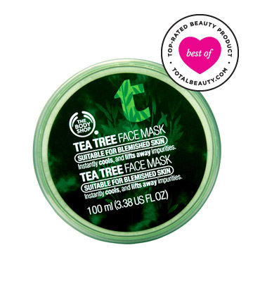 No. 4: The Body Shop Tea Tree Oil Face Mask, $16.50