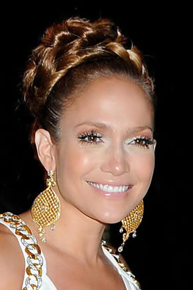 Everyone Best Glamour -- Jennifer Lopez