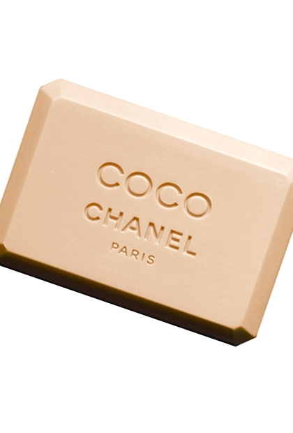 No. 2: Coco Chanel Coco Bath Soap, $25