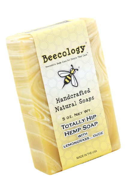 No. 4: Beecology Handmade Pure and Natural Bar Soap, $5.99