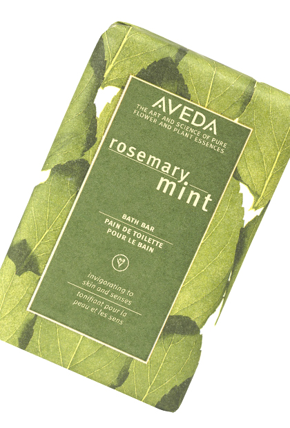 No. 7: Aveda Rosemary Mint Bath Bar, $16