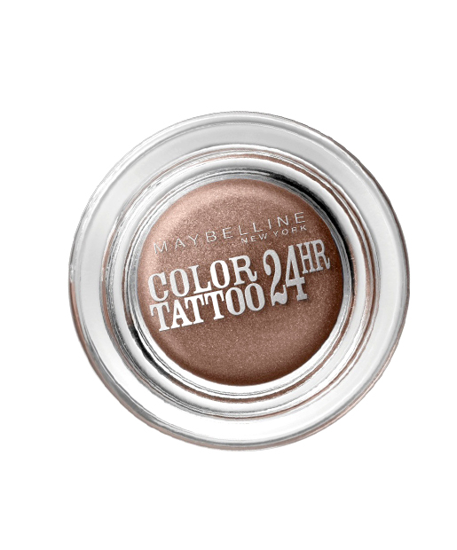 No. 12: MAYBELLINE NEW YORK EYE STUDIO COLOR TATTOO 24HR CREAM GEL SHADOW, $6.99