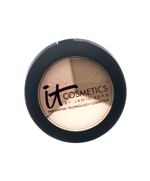 No. 4: it Cosmetics Naturally Pretty Luxe Anti-Aging Eyeshadow Trios , $24