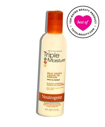 9 Neutrogena Triple Moisture Silk Touch Leave In