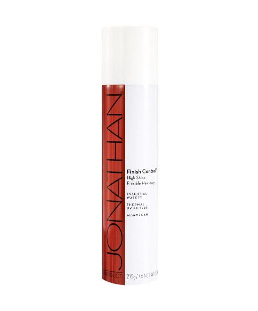 No. 8: Jonathan Product Finish Control High Shine Flexible Hairspray, $22
