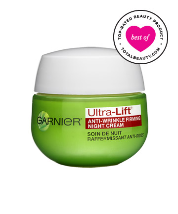 No. 16:  Garnier Ultra-Life Anti-Wrinkle Firming Night Cream , $11.89