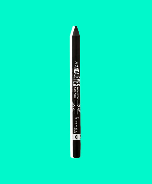No. 12: Rimmel London Scandal Eyes Waterproof Kohl Eyeliner, $3.97