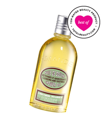 Best Body Wash No. 9: L'Occitane Almond Shower Oil, $25