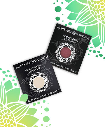 Eco-Friendly Eye Shadows You'll Love to Play With