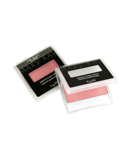 No. 10: Mary Kay Mineral Cheek Color, $12