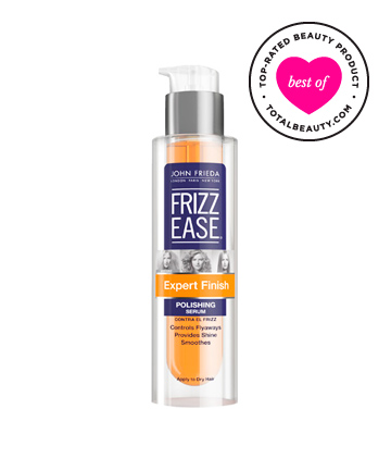 Best Summer Hair Care Product No. 9: Frizz-Ease Expert Finish Polishing Serum, $9.99