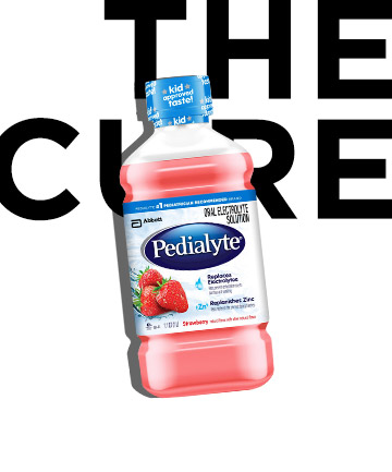 Hangover Cure No. 6: Pedialyte