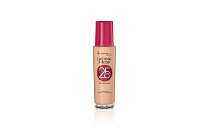 No. 10: Rimmel London Lasting Finish 25 Hour Foundation, $7.13