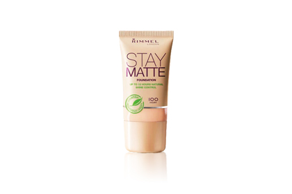 No. 8: Rimmel London Stay Matte Foundation, $12