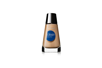 No. 6: CoverGirl Clean Liquid Makeup Oil Control, $6.99