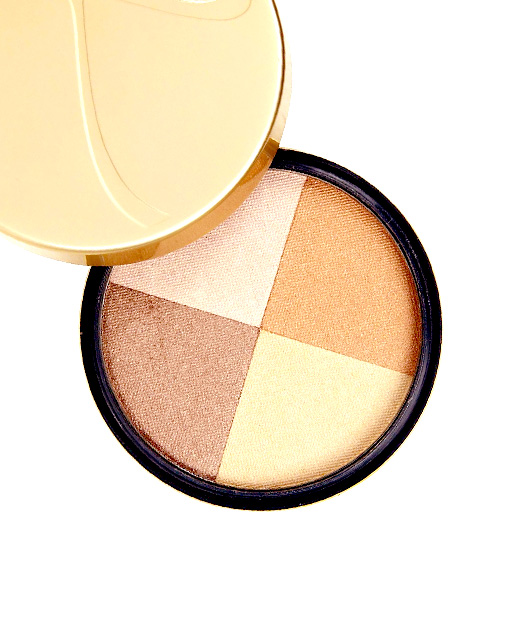 No. 3: Jane Iredale Moonglow Quad Bronzer, $48