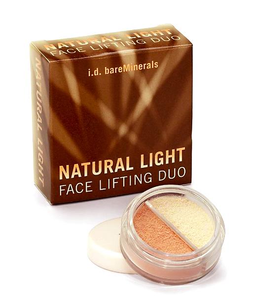 bareMinerals Natural Light Face Lifting Duo $19/u20ac14