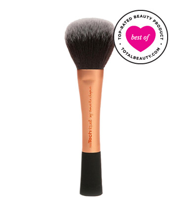 Best Makeup Brush No. 6: Real Techniques Powder Brush, $9.99