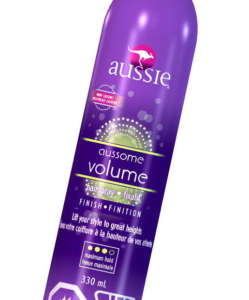 No. 14: Aussie Aussome Volume Hair Spray, $3.99
