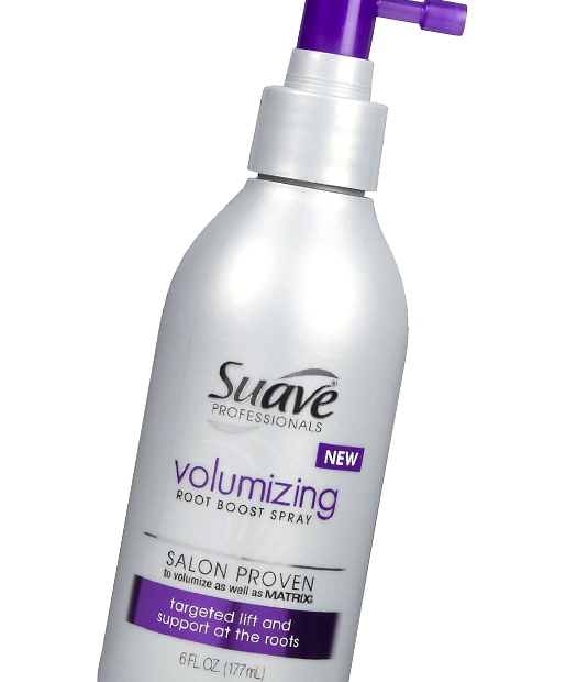 No. 11: Suave Professionals Volumizing Root Boost Spray, $2.88