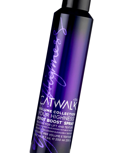 No. 3: TIGI Catwalk Your Highness Root Boost Spray, $14.95